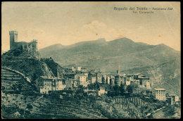ARQUATA DEL TRONTO (ASCOLI PICENO) PANORAMA SUD 1934 - Ascoli Piceno