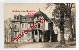 Ferme SERU-Env. RIBEMONT-??-NON SITUEE-CARTE PHOTO Allemande-GUERRE 14-18-1WK-FRANCE-FRANKREICH-02-XX- - Unclassified