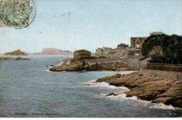 13 MARSEILLE Pointe D'endoume - France