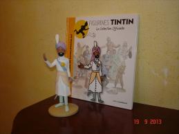 EDITION MOULINSART  LE MAHARADJAH DE RAWHAJPOUTALAH DANS TINTIN ET LES CIGARES DU PHARAON - Tintin