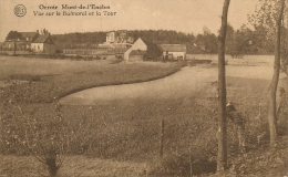 Orroir Mont-de- L'Enclus, Vue Sur Le Balmoral Et La Tour. - Kluisbergen