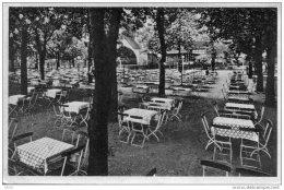 CPA  -  DESSAU  -  ELBHAUS  KONZERTGARTEN - Dessau
