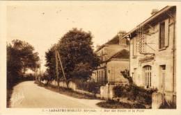 LABARTHE- MRIZES - Rues Des Ecoles Et La Poste       (60733) - France