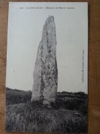Ile De Groix.le Menhir De Pen Er Huern - Groix