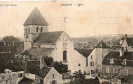 71. Chagny. Eglise - France