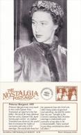Nostalgia Royal Postcard Princess Margaret In 1955 Nostalgia Family Repro - Königshäuser