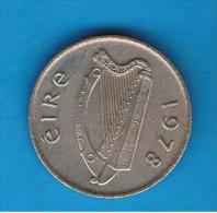 IRLANDA - IRELAND -   5 Pence 1978 - Irlanda