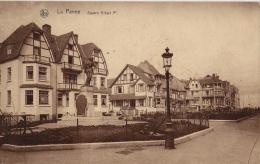 La Panne -De Panne  Square Albert I° - De Panne