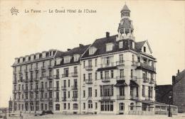 La Panne -De Panne  Le Grand Hôtel De L'Océan - De Panne