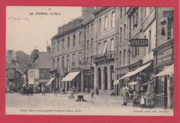 PAIMPOL --> La Place - Paimpol