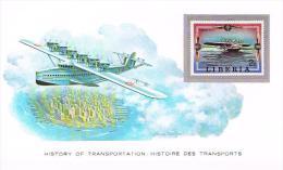 Histoire DesTransports Liberia 2c - Avions