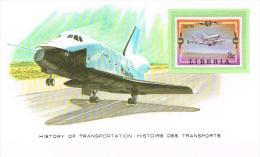 Histoire DesTransports Liberia 3c - Avions