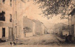 Noirétable - Rue Des Granges - Francia