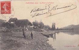 FLEVIEUX : Le Port Et La Tuilerie - Frankrijk