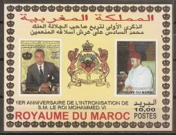 FAMILIAS REALES - MARRUECOS 2000 - Yvert #H26 - MNH ** - Familias Reales