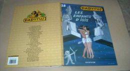 PAPYRUS LES ENFANTS D´ISIS N°28 EO 2006 - Papyrus