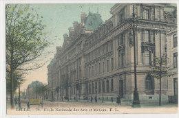 LILLE  Ecole Nationale Des Arts Et Métiers - Lille