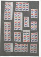 Philatélie - B986  -  L018 - Thèmes - Franchise Militaire - Lot 70 Tp Neufs - Stamps