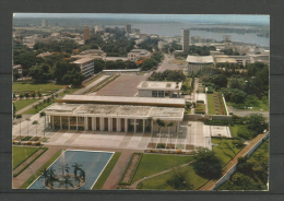 TOP!! ABIDJAN * LE PALAIS DE LA PRESIDENCE * VUE AERIENNE **!! - Elfenbeinküste