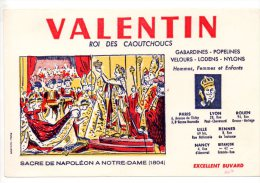 Buvard - Valentin - Roi Des Caoutchoucs - Vestiario & Tessile