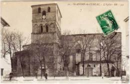 SAINT ANDRE DE CUBZAC - L' Eglise   (60844) - France