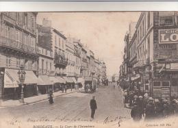 CPA Bordeaux, Le Cours De L'intendance (pk12431) - Bordeaux