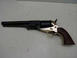 Pistolet Poudre Noire Cal.44 - Armes Neutralisées