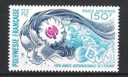 Fr. Polynesien 1979 Mi# 284 ** MNH Jahr Des Kindes YEAR OF THE CHILD - Französisch-Polynesien