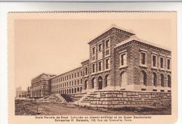 CPA Brest, Ecole Navale De Brest (pk12448) - Brest