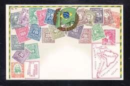 BR1-72 BRAZIL STEMPS - Brazil