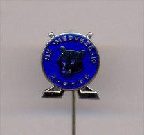 "Croatia Ice Hockey Club HK ""Medvescak"" Zagreb - Badges"