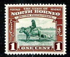 2416x)  North Borneo 1939 - SG # 303  M* ( Catalogue £4.00 ) - North Borneo (...-1963)