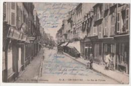 CHERBOURG - La Rue De L'Union - Cherbourg