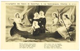 CPA 28 CHARTRES Soeurs De Saint Paul (gravure) - Chartres