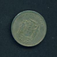 JAMAICA - 1969  10c Circ. - Jamaica