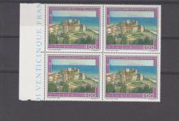 """Italy 1988    Quartina  Turistica 15° Serie """"Castiglione Della Pescaia""""  ** - 6. 1946-.. Repubblica"""
