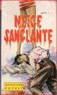 Neige Sanglante Par Irving Le Roy- Détective-Pocket N°76 - Ed. Bel-Air - Illustration : James Hodges - Baudelaire, Ed.