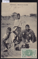 Sénégal - Maures En Voyage ; Timbre Sénégal : Afrique Occidentale Française 1911 (12´866) - Sénégal