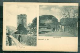Boppard A. RH.   - Binger Thor  - Säuerlingsturm - Abf106 - Boppard