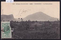 Guinée - Dubreka - Le Kakoulima ; Timbre Afrique Occidentale Française - Sénégal 1912 (12´882) - Guinée