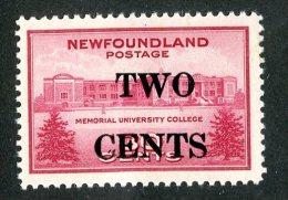 2462x)  Newfoundland 1946 - SG # 292  Mnh**  ( Catalogue £.30 ) - Newfoundland