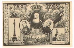 """""""L'union Fait La Force - 1830-1905 - Eendracht Maakt Macht"""" - Personnages Célèbres"""