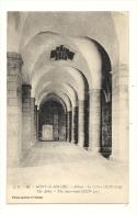Cp, 50, Le Mont Saint-Michel, Abbaye, Le Cellier - Le Mont Saint Michel