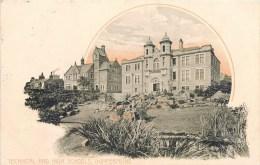 TECHNICAL AND HIGH SCHOOLS DUNFERMLINE ESCOSSE FIFE SCOTLAND 1900 - Fife