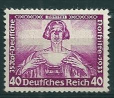 Germany 1933 SG 521 Parsifal MNH** - Germany