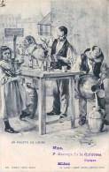 ILLUSTRADOR ALVAREZ SALA ILUSTRACION BLANCO Y NEGRO HAUSER MADRID FOLKLORE VESTIDO ESPANOLES ESPANA 1900 - Illustrateurs & Photographes