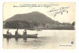 Cp, 88, Bruyères-en-Vosges, Le Lac De Pointhaie Et Le Mont Avison, écrite - Bruyeres