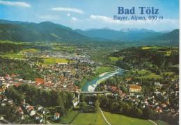 B73755 Bad Tolz Heiklimatischer     2 Scans - Bad Toelz