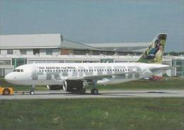 Airbus Industrie A319 111 - 1946-....: Moderne