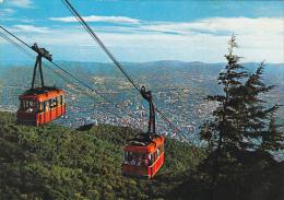 Venezuela Caracas Cable Railway Avila Peak